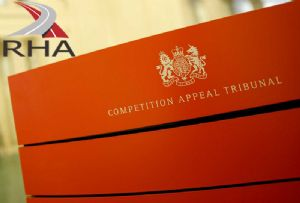 image: UK class action truck makers Road Haulage Association RHA cartel price fixing