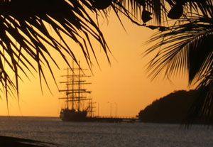 image: Australia UK tall ship Tenacious GAC logistics port agent three masted Jubilee sailing Trust blog