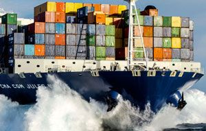 image: CMA CGM container shipping line service schedule China Mozambique freight