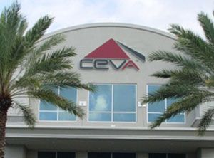 image: Ceva freight forwarder supply chain logistics paperless airfreight debt EBITDA recapitalisation