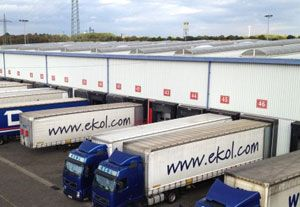 image: Czechia Czech Republic Turkey Ekol freight forwarder logistics supply chain intermodal