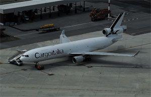 image: Italy China Shanghai Milan air freight cargo