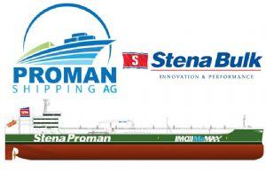 image: Switzerland Methanol Sweden Stena Bulk clean marine fuel