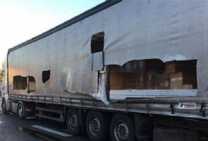 image: EUROPE truck parking safer death criminal attack commercial vehicles assaults larceny lorry TAPA EMEA