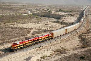image: Rail Freight, Mexico, Ferromex, Kansas City Southern de Mexico (KCSM), Rogelio Velez, rail privatisation