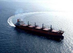 image: Shipping, seafreight, STX Pan Ocean , Vale, South Korea, Brazil