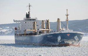 image: Denmark Greece China bulk shipping cargo Handysize