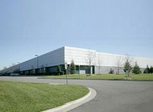 image: US air freight logistics distribution centre Richmond pick pack import export supply chain