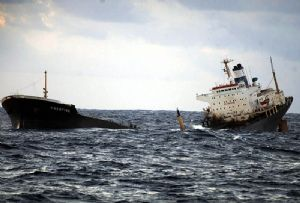 image: Nautilus Union Federation criminalisation seafarers shipping industry piracy theft pollution