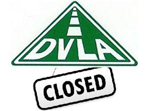 image: UK freight road haulage DVLA transport