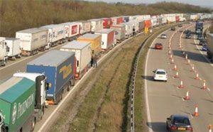 image: UK rail freight transmodal road haulage