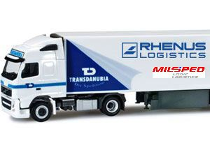 image: Rhenus UK Germany Austria freight forwarding road haulage logistics anti-trust