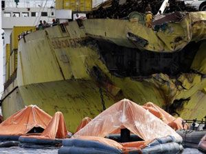image: UK Philippines container shipping RoRo ferry sinking cargo vessel maritime labour convention Nautilus