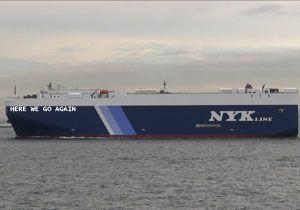 image: Japan Australia NYK RoRo cargo freight cartel antitrust