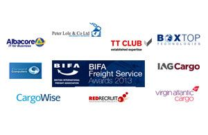 image: UK BIFA Awards air and ocean freight forwarding and logistics environmental supply chain