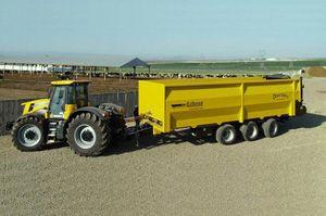 image: Irish truck strike freight and haulage truckers hauliers