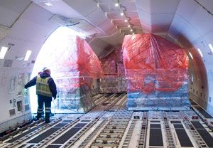 image: Luxembourg union LCGB OGBL air freight cargo carrier Cargolux