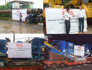 image: Sri Lanka freight logistics project cargo heavy lift customs brokerage