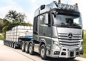 image: Europe Volvo Daimler DAF Iveco billons euros antitrust fines cartel road haulage operators trucks lorries