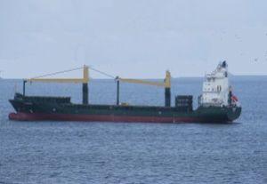 image: Australia container ship vessel Vega Auriga