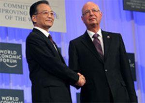 image: China, trade, transport, logistics, Wen Jiabao, export, economy, world, economic, forum, global, routes, imports