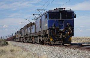 image: South, Africa, rail, freight, multi, modal, Transnet, trade, General, Siphiwe, Nyanda, Siyabonga, Innocent, Gama