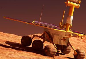 image: Mars logistics freight forwarders cargo destination ArrivalGuides supplies shipping drones Red Planet