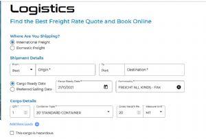 image: UAE, Dubai, DP World, Cargoes, freight, forwarding, agencies, digital, supply, chain, platform,