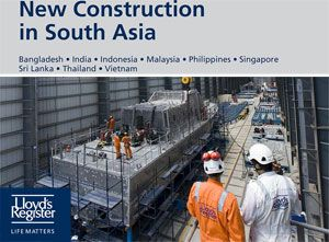 image: South Asia Lloyd�s Register shipping shipbuilding LNG FLNG offshore gas installations vessels liquefied natural
