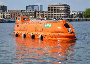 image: UAE Sharjah Netherlands Subsea Offshore hyperbaric lifeboats Oceanwide Unique