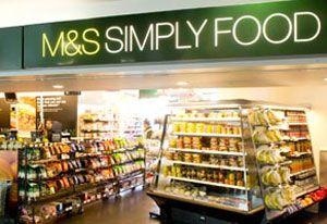 image: Marks & Spencer Norbert Dentressangle logistics ambient food