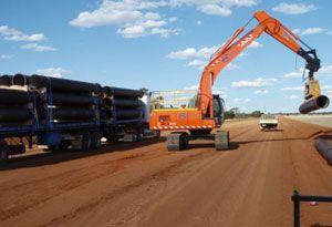 image: Australia bulk rail freight ship tonne