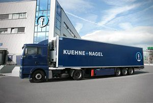 image: China K+N Kuehne + Nagel Auto and Pharma freight forwarder logistics Tenneco Gr�nenthal