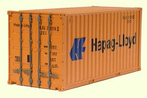 image: Hapag, Lloyd, TUI, Albert, Ballin, container, carrier, shipping, line, loans, consortium
