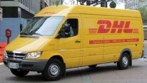 image: DHL, Excel, logistics, Marks, Spencer, Leicester, Middleton, Manchester, Exeter, sorting, depot