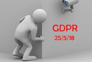 image: UK Europe GDPR data protection CCTV freight scanner Logistics Panasonic