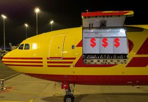 image: US DHL antitrust class action freight forwarding parcel express forwarders Hellmann