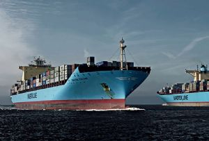 image: Denmark AP Moller-Maersk refinance shipping global carrier credit facility 5 billion