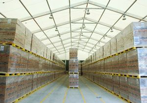 image: Ireland freight distribution depot warehouse Spaciotempo