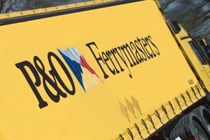 image: Russia P&O freight transport logistics supply chain cargo CIS container terminal