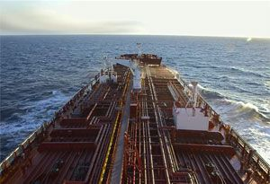 image: Italy product tanker d�Amico International Shipping bulk freight vessel ship Hyundai MIPO Dockyard Co