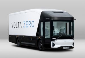 image: Volta, trucks, all electric, vehicles, 16, tonne, HGV, Barcelona, France,