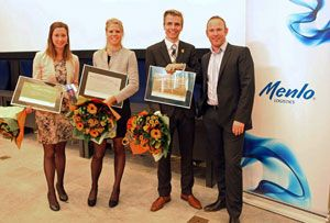 image: Netherlands Tilburg University logistics supply chain Menlo Con-way