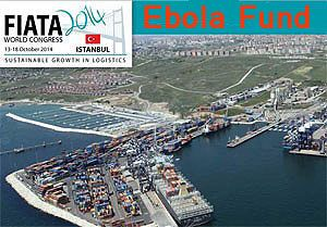 image: FIATA Ebola virus Turkey freight forwarding logistics