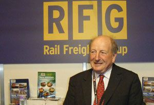 image: UK Lord Berkeley Tony rail Freight group 4th Railway package DB SNCF