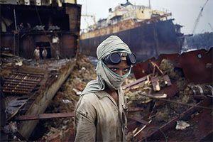 image: Alang shipping freight bulk cargo container vessel US India Bangladesh Pakistan Turkey EU