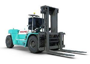 image: Austria Finland lift truck freight terminal port shipyard crane