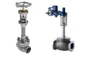 image: Bestobell valves cryogenic marine fuels LNG
