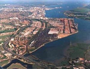 image: Associated British Ports, ABP, Port of Southampton, Southampton, Doug Morrison, Royston Smith,