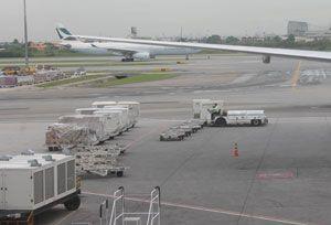 image: IATA US air freight cargo